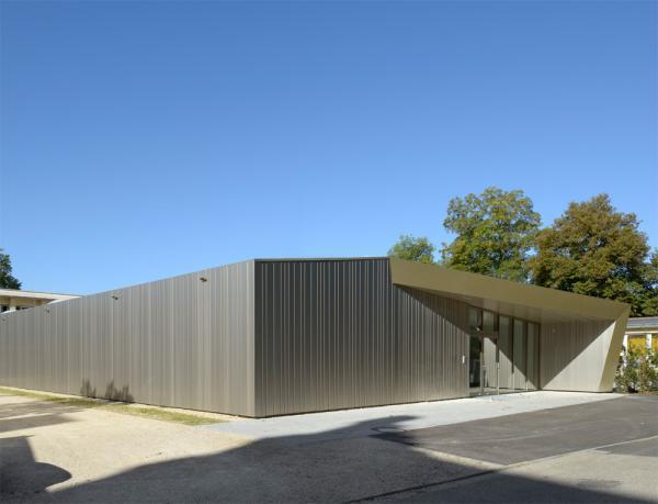 Turnhalle Auf der Schanz Reuchlin Gymnasium Ingolstadt - 4