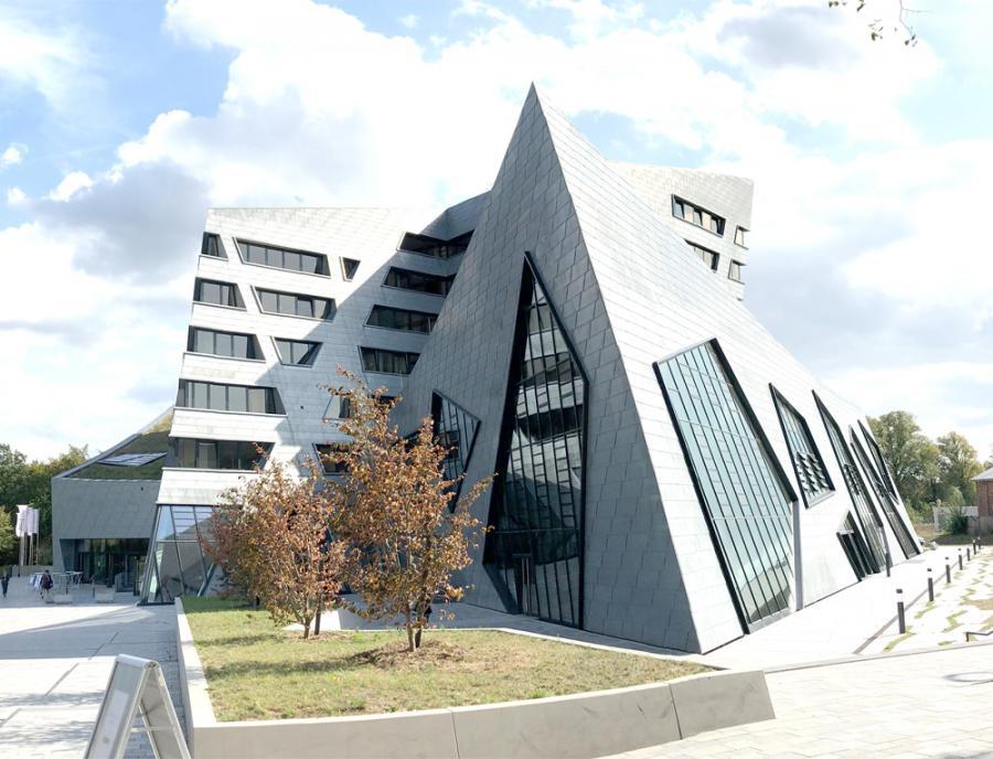 Neubau Zentralgebäude Leuphana Universität Lüneburg - 1