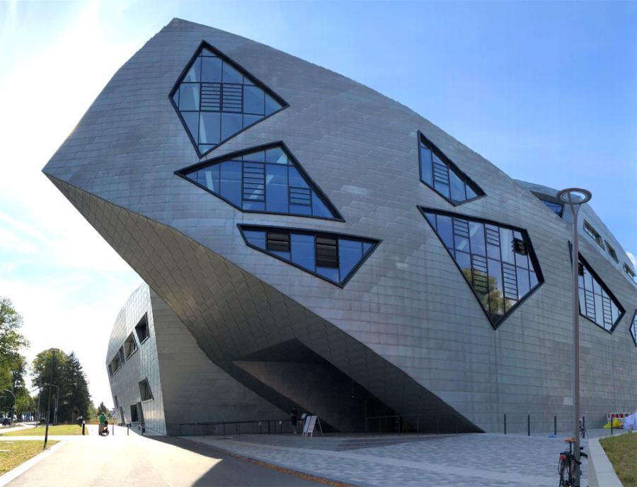 Neubau Zentralgebäude Leuphana Universität Lüneburg - 2