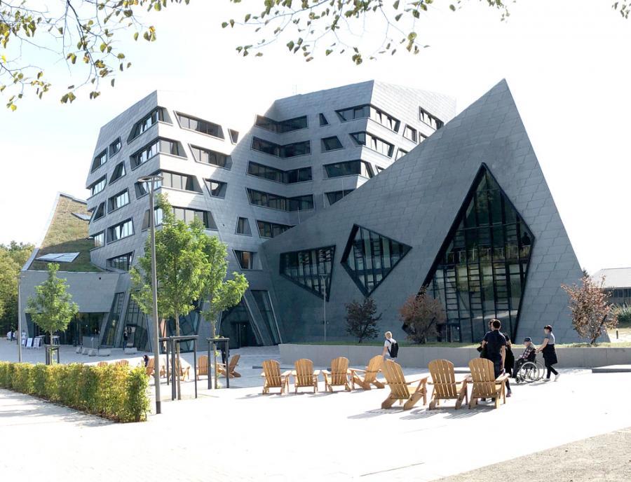 Neubau Zentralgebäude Leuphana Universität Lüneburg - 3