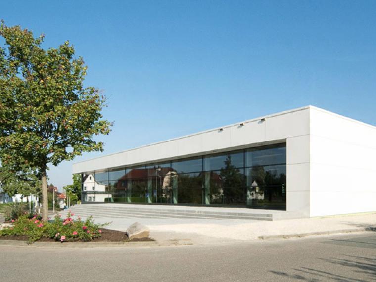 Sporthalle Silcherschule Eislingen