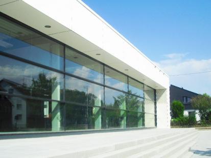 Silcherschule Eislingen, Sporthalle