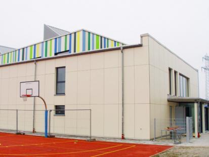 Dreifach-Sporthalle - Dachau